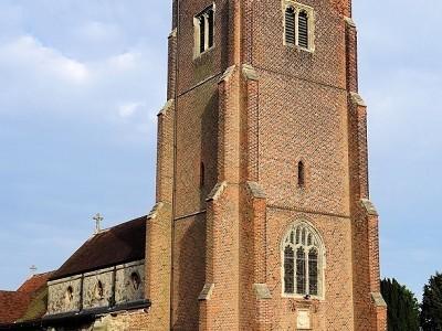St Andrew's Church, Rochford