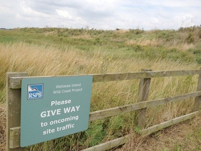 RSPB Wallasea Island Project