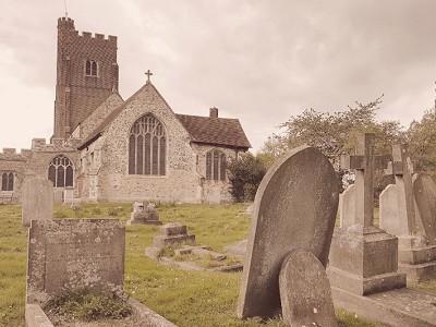 St Andrew's Graveyard (HT)