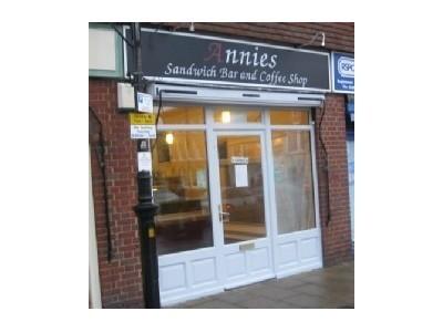 Annies Sandwich Bar