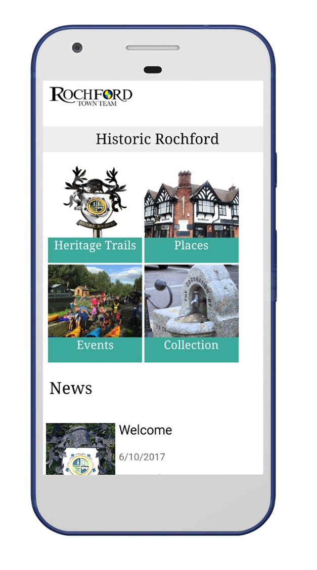 Historic Rochford App