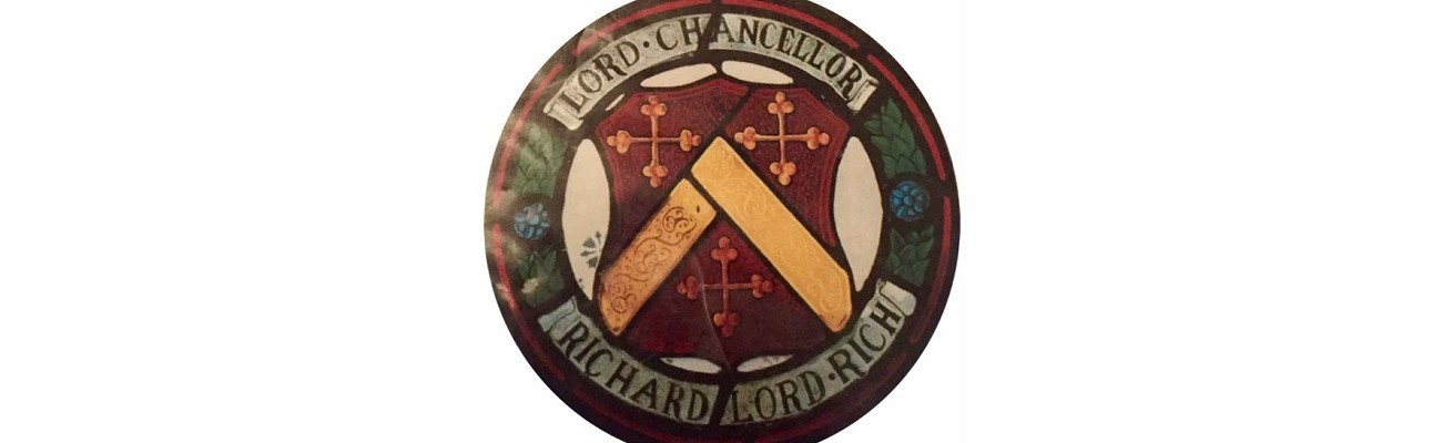 Coat of Arms for Richard Rich - Lord Chancellor of England