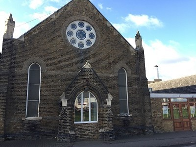 Rochford Methodist Church (HT)