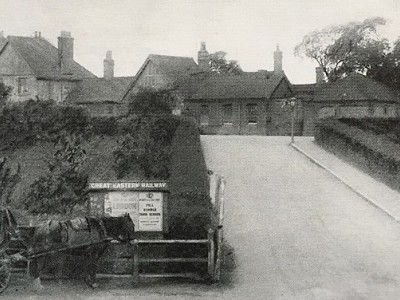 Rochford Station, Freight House & Reservoir (HT)