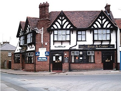 Rose & Crown (HT)