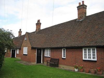 Almshouses (HT)