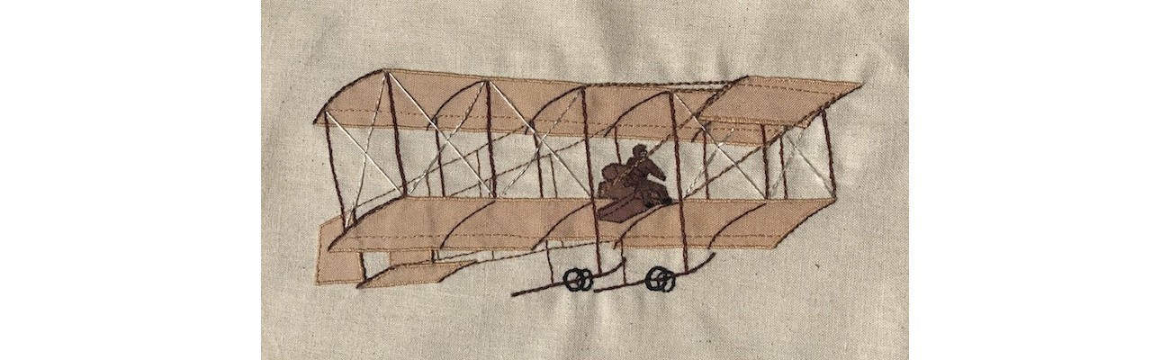 Howard-Wright biplane brought to South Fambridge airfield