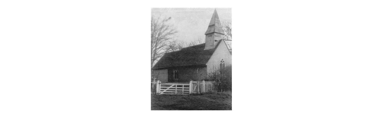 Shopland church